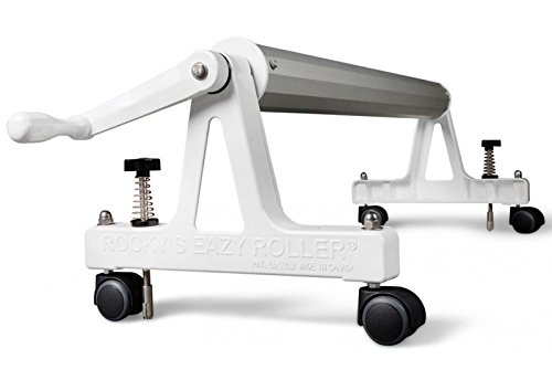 Rocky's 3A In Ground Pool Solar Reel - Up to 20 Feet Wide