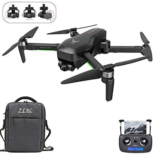Lechnical ZLL Beast SG906 PRO 2 GPS RC Drone con fotocamera 4K 3 assi Gimbal Brushless Motor 5G Wifi FPV Posizionamento del flusso ottico Quadcopter Punto di interesse Waypoint Volo 1200 m Distanza di