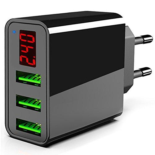 TTMOW Cargador USB(Universal-Serial-Bus) de...