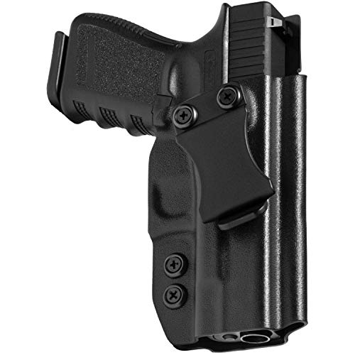 Concealment Express IWB KYDEX Holster fits Springfield XD-S 3.3' | Right | Black