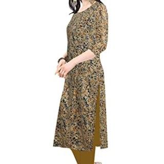 NIRU Boutique Ethnic Wear Stitched Kurta With Kalamkari Hand Block