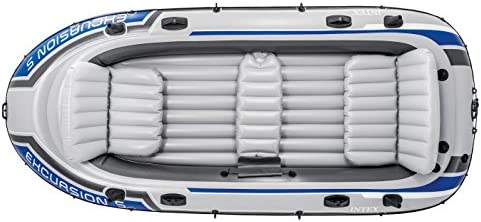 Intex Tour Inflatable Boat Collection