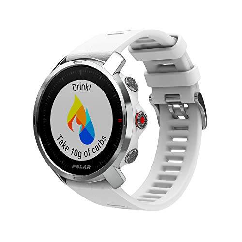 Polar Grit X Reloj Outdoor, Adultos Unisex, Blanco, S/M