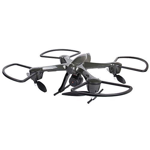 Drone Quadricottero Typhoon Camera HD 1Mp Controllo Wifi Tekk