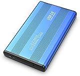 Disque dur externe 1 To 2 To USB 3.0 Disque dur pour PC, Mac, ordinateur de...