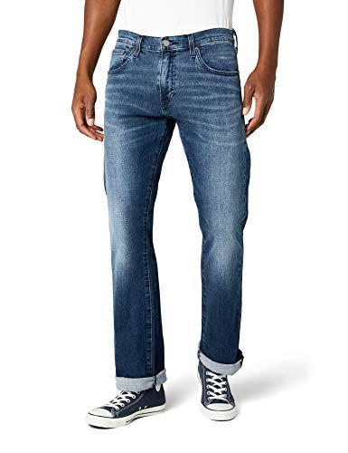 Levi's 527 Slim Boot Cut Jeans, Explorer, 33W / 34L Uomo