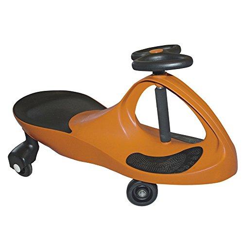 JH-Products 40028 - Kinderfahrzeug mit Flüsterrädern, orange