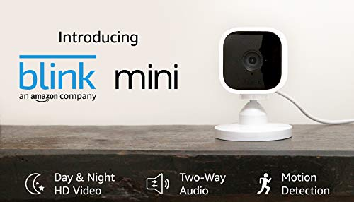 Early Prime Day 2021 blowout: Prime members can get Blink Mini cameras for just $19.99 right now!