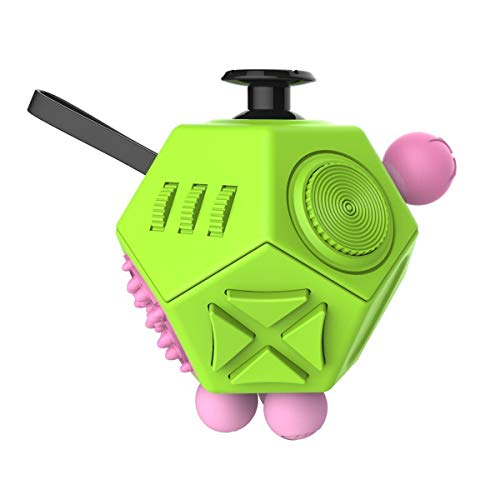 CHUCHIK Fidget Cube Toys. Prime Desk Toy, Reduce Anxiety and...