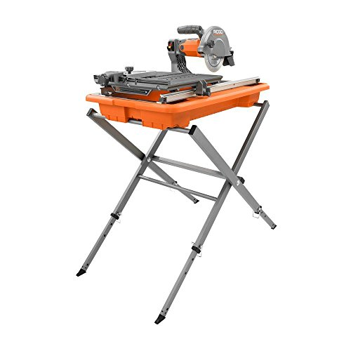 Ridgid R4030s 7' Tile Saw with Foldable Stand