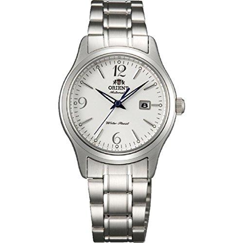 Orient Damen Analog Automatik Uhr mit Edelstahl Armband FNR1Q005W0