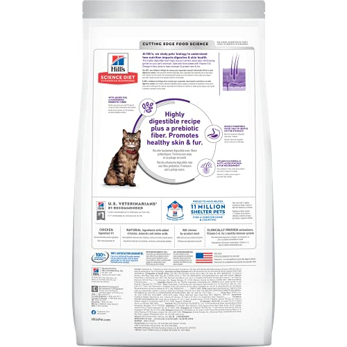 Product Image 2: Hill's Science Diet Dry Cat Food, Adult, <a href=