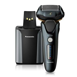Panasonic Electric Razor for Men, Electric Shaver, ARC5 with Premium Automatic Cleaning and Charging...