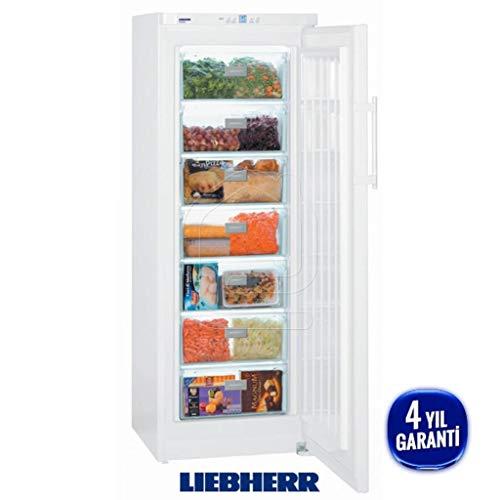 Liebherr GP 2733 Comfort Libera installazione Verticale 226L A++ Bianco