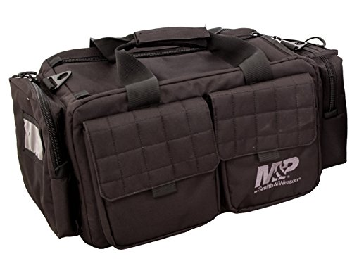 Smith & Wesson M&P Officer Tactical Range Bag with Weather...