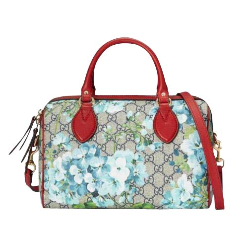 41W9vLI28rL Made up of GG Coated Canvas, Antique gold-toned hardware, Five metal feet Interior zip and smartphone pockets, Double zipper pull closure; Adjustable Straps Measurements: 10 4/8 L x 7 H x 5 4/8 W inches; Strap drop 18 - 20 inches