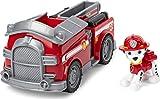 Paw Patrol - 6054135 - Jeu enfant - Véhicule + Figurine Marcus - La Pat'...