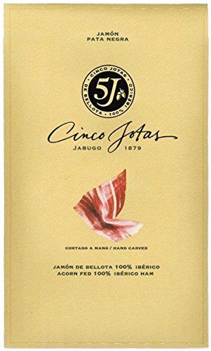 Sobres envasados al vacío Jamon 100% Ibérico de bellota 5