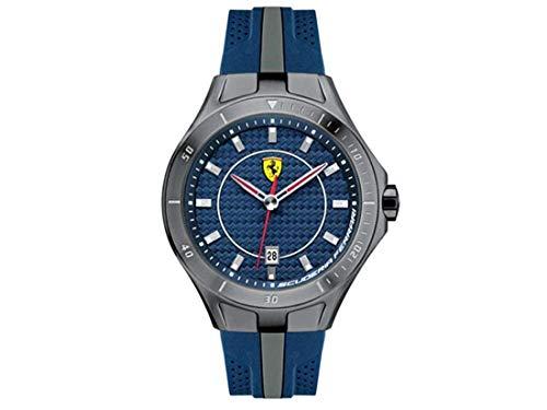 Scuderia Ferrari Mens Gents 0830081 Blue Race Day Watch