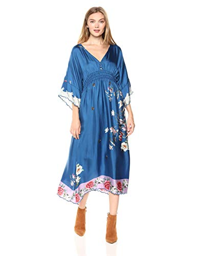 41WHyNIJrIL Johnny Was collection dibble dress Generous fit, size down if in between
