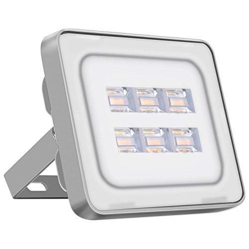 Viugreum Lampada LED Esterni 20W Impermeabile di VI Generazione Basso Consumo Lampada Luce Potente...