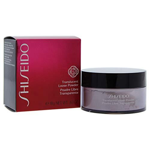 Shiseido 68026 Polvere sciolta traslucida