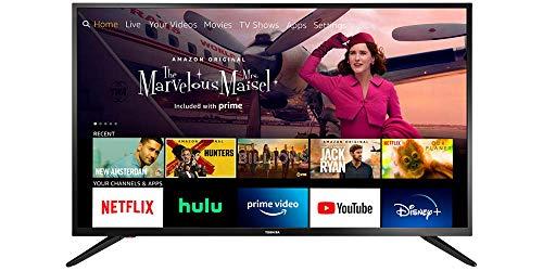 Toshiba 32LF221U21 32-inch Smart HD 720p TV - Fire TV, Released 2020