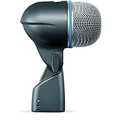 Shure BETA 52A Dynamic Kick Drum Microphone Review
