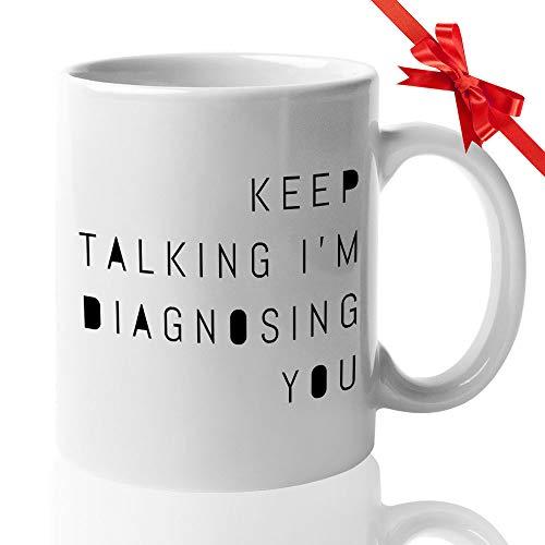 Psychology Mug - Funny Gifts for school Psychologist -...