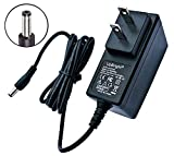 UpBright 12V AC/DC Adapter Compatible with Halo Bolt 57720 58830 1201 HALO1201 ACDC Car Jump Starter CEN TECH 4 IN 1 3 IN 1 CENTECH Portable Power Pack # 69401 60657 Peak PKC0AS PKC0AQ Battery Charger
