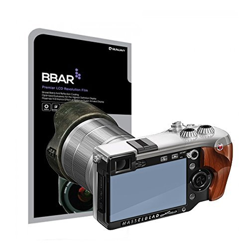 BBARハッセルブラッドLunarカメラHDクリアスクリーンプロテクター2個hi-definition反射防止クリーン