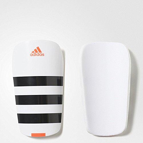 Adidas EVERLESTO SHIN GUARDS ( Kids Age 3-13yrs ) (White / Black, S ( Age 3-5yrs ))