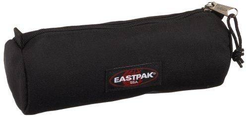 Eastpak Round Single Astuccio, 21 cm, Nero (Black)