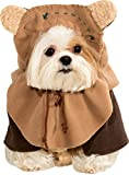 Star Wars - Disfraz de Ewok para mascota, Talla S perro (Rubie's 887854-S)