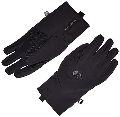 The North Face Mens Apex Etip Glove, TNF Black, Size S