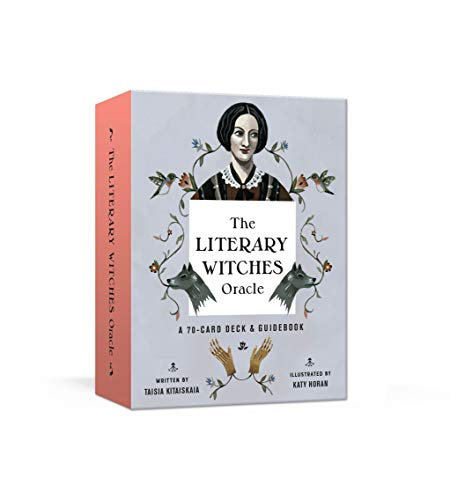 The Literary Witches Oracle: A 70-Card Deck and Guidebook:...