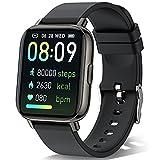 Montre Connectée Homme Femme 1,69' Smart Watch pour iphone Android, IP67...