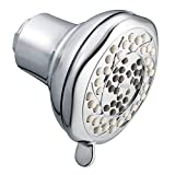 Moen 21313 Enliven 3.58-Inch Three Function Showerhead Chrome