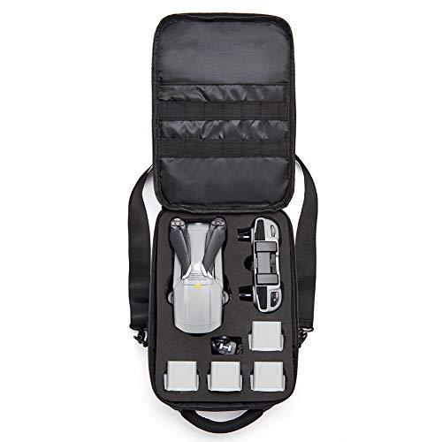Borsa a tracolla per DJI Mavic Air 2 Drone, Soft EVA Carry Case Portatile Anti Scratch Caso Caso Impermeabile per DJI Mavic Air 2