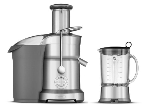 Breville BJB840XL Juice and Blend Dual-Purpose Juicer and...