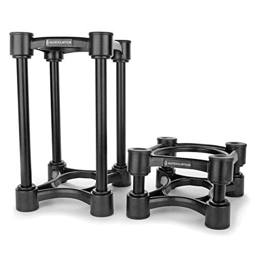 IsoAcoustics IsoAcoustics ISO130 Small Monitor Stand Pair