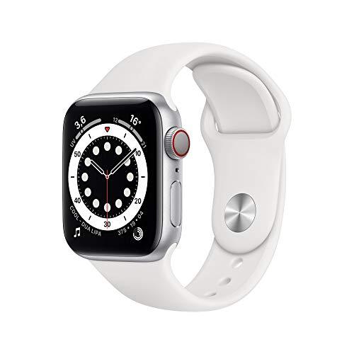 AppleWatch Series6 (GPS +Cellular, 40 mm) Caja de Aluminio...