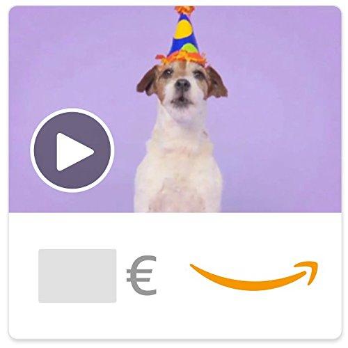 Cheque Regalo de Amazon.es - E-Cheque Regalo - Perros de cum