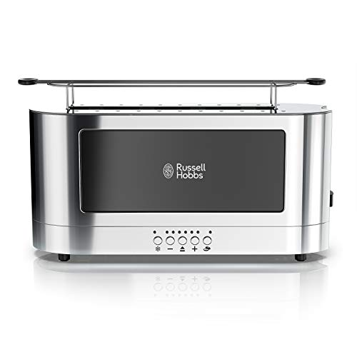 Russell Hobbs 2-Slice Glass Accent Long...