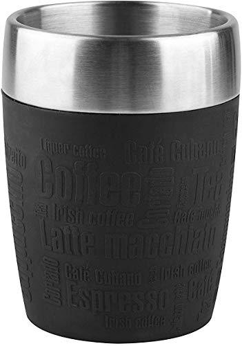 Emsa 514514 TRAVEL CUP tasse isotherme, mug avec couvercle, revêtement...