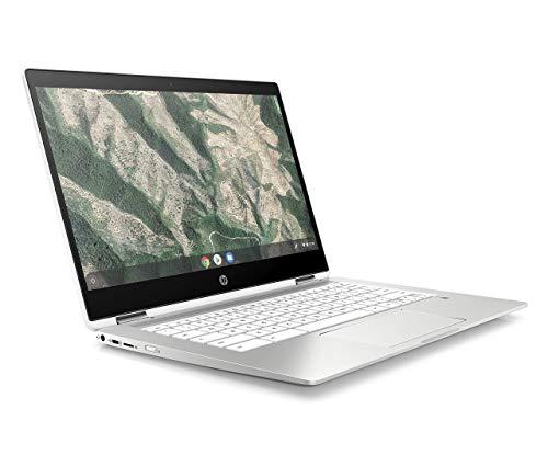Portátil HP Chromebook X360 14b-ca0016nf Silver Pentium Silver...