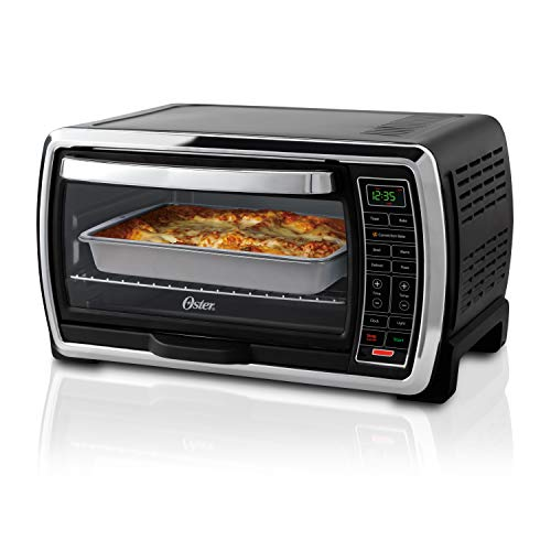 9. Oster Large Capacity Countertop Convection Toaster Oven