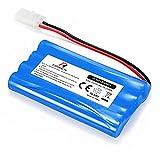 HT TopHinon 2000mAh 9.6V NiMH Pack de Course de Batterie RC pour Les Voitures...