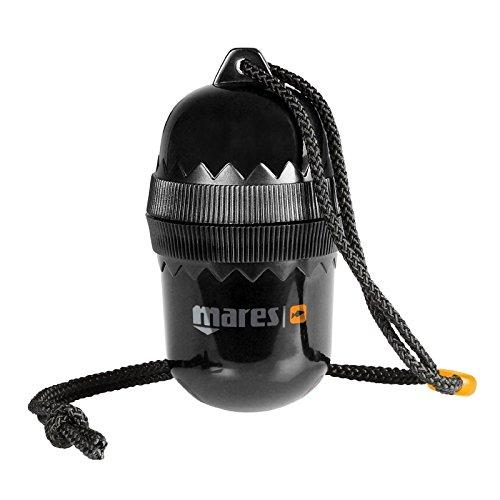 Mares Taucherei Plastic Egg Trocken-behälter, Black, One size