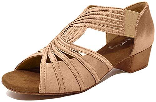 Low Heel Women Ballroom Dance & Wedding Dancing Shoes